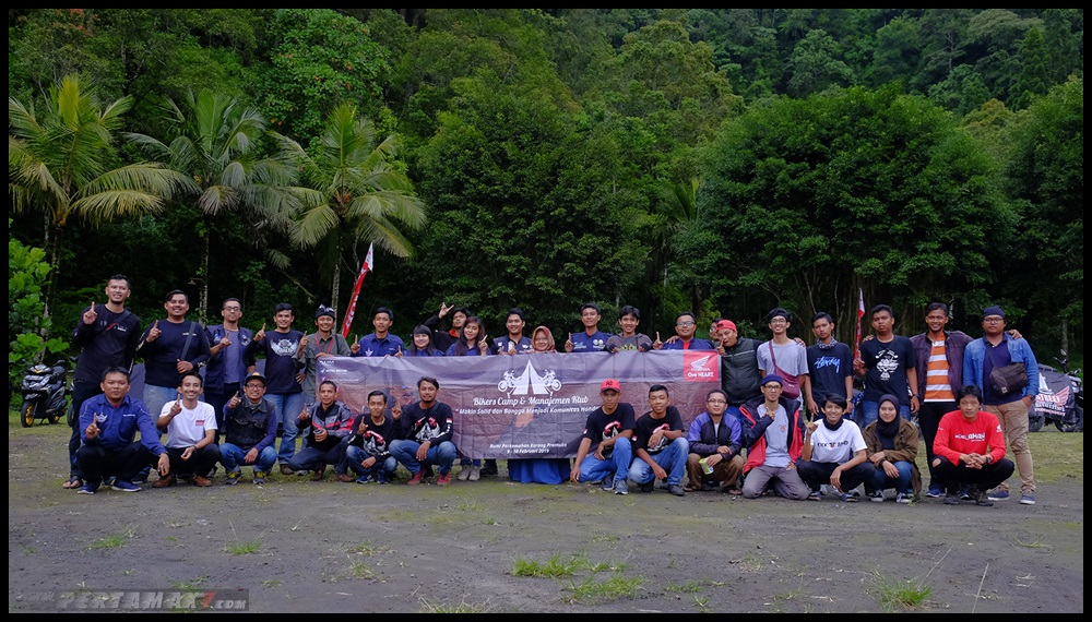 Honda Community Bikers Camp Merapi 00 P7