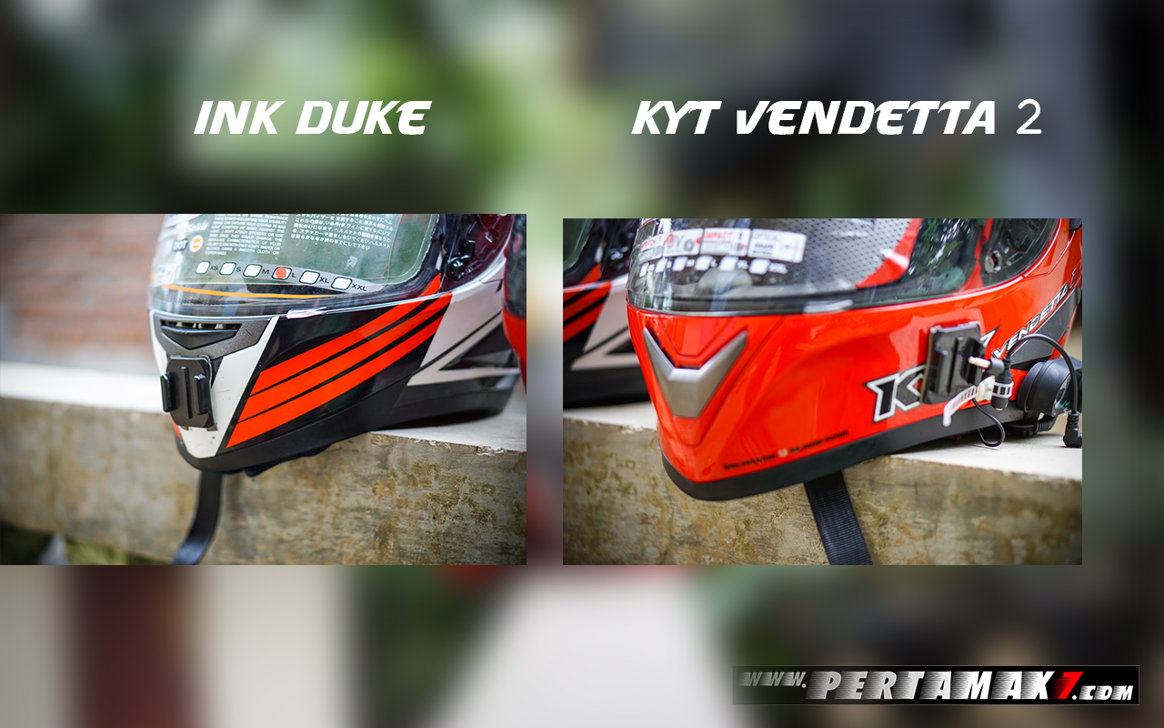 Ink Duke Dan Kyt Vendetta 2 Air Pump