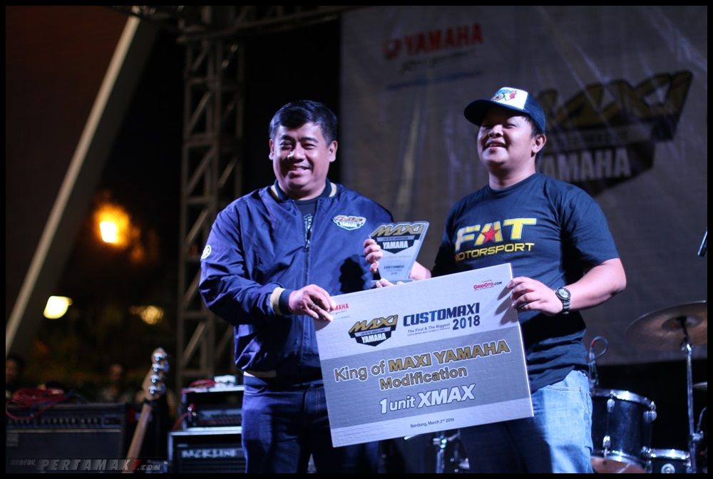 Juara King of MAXI Wiryawan