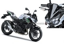 Kawasaki All New Z250 Indonesia terbaru 2019