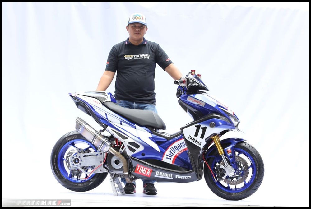 King of MAXI Yamaha Modification (Wiryawan)