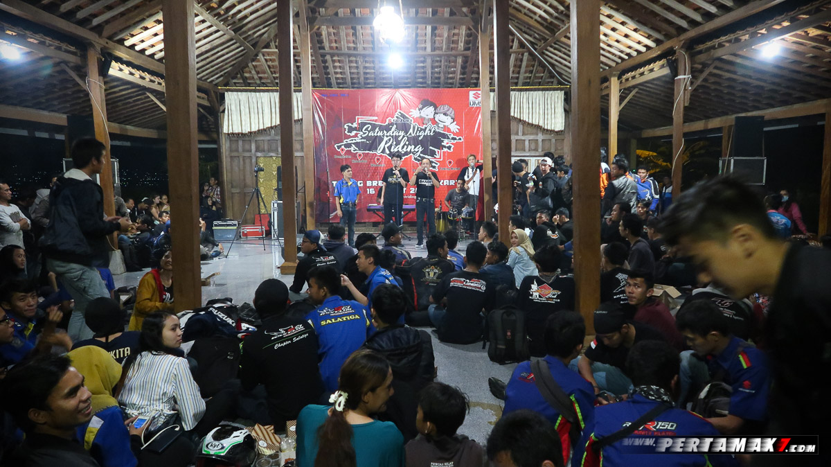 Komunitas Suzuki Night Riding Jogja