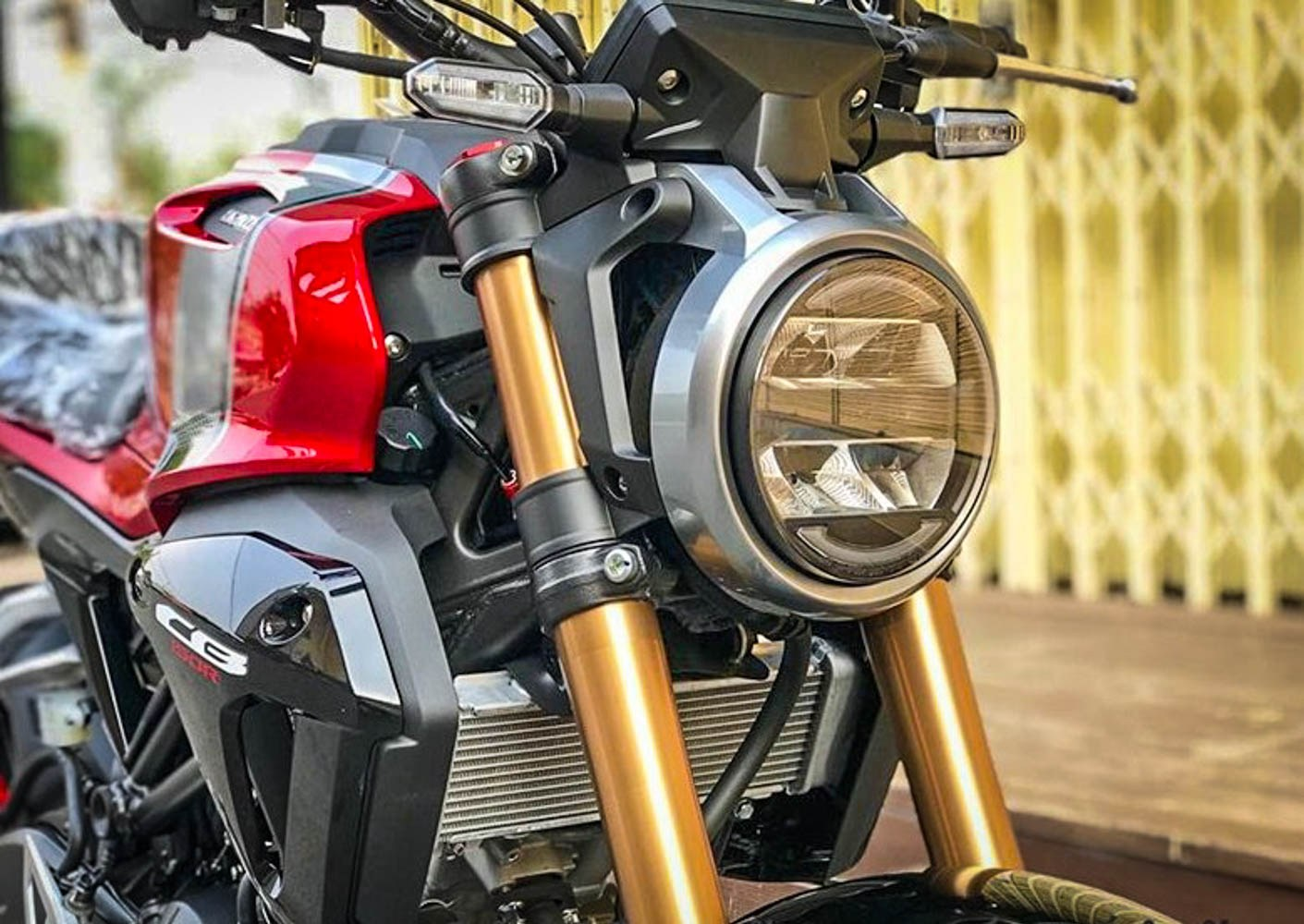 Led Headlight Honda CB150R Streetster