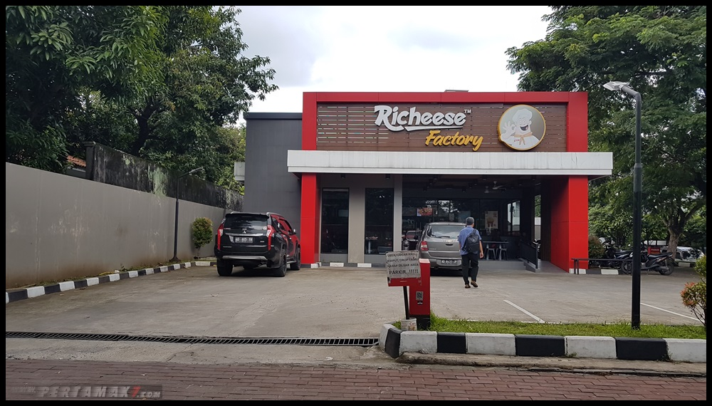 Richeese Factory Solo