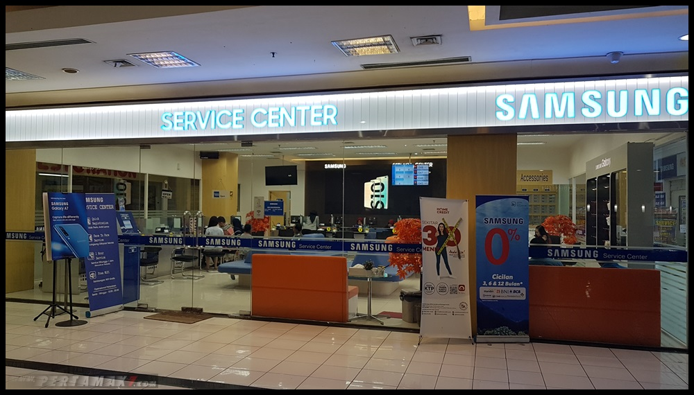 Service Center Samsung Solo