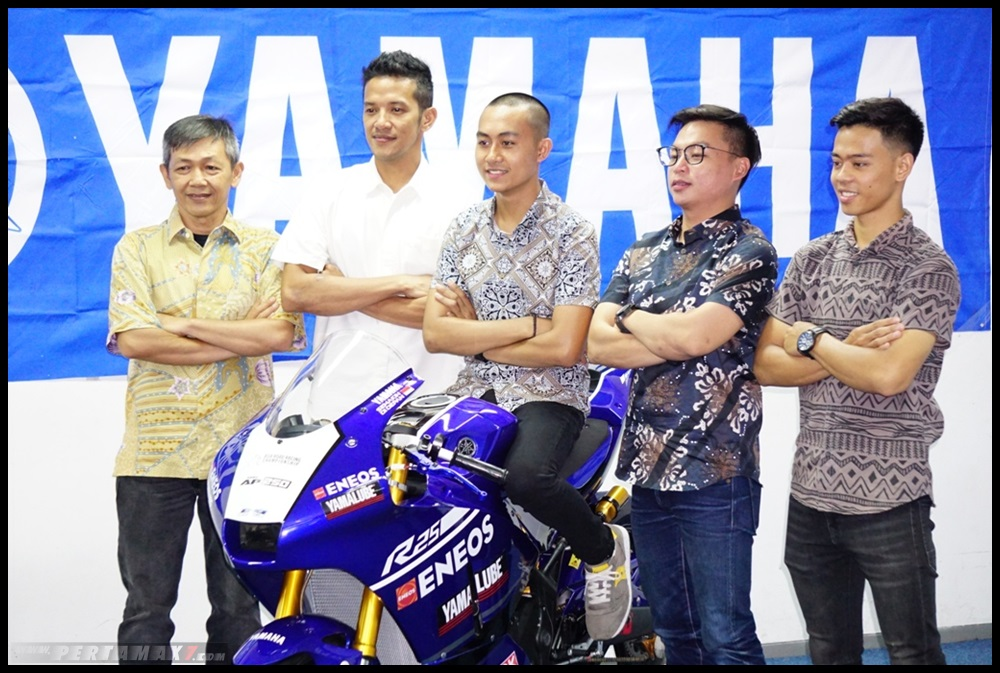 Tim Balap Yamaha Indonesia 2019 New R25 P7