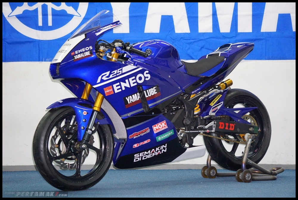 Tim Balap Yamaha Indonesia 2019 New R25
