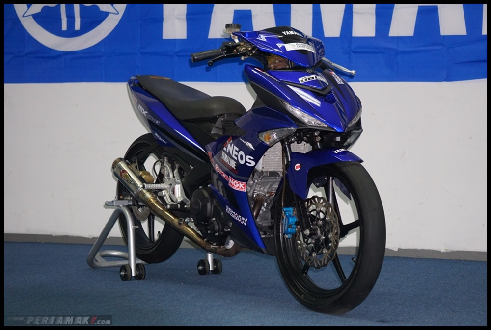 Tim Balap Yamaha Indonesia 2019 new MX King P7