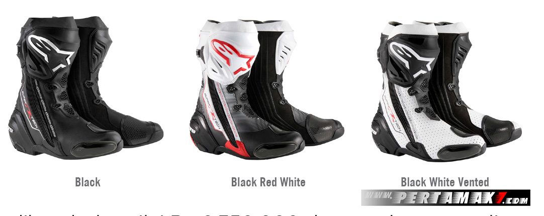 Warna Alpinestars Supertech R 2