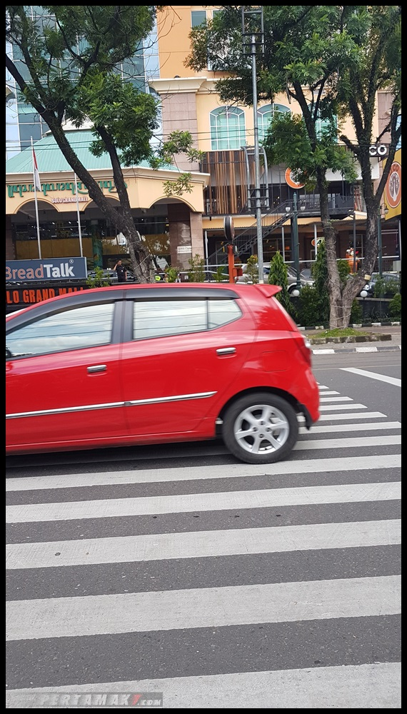 Zebra Cross Solo Grand Mall
