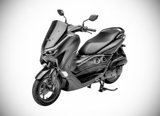 Fitur Yamaha NMAX Facelift 2019