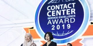 HC3 AHM Raih 4 Penghargaan Contact Center Service Excellence Award 2019