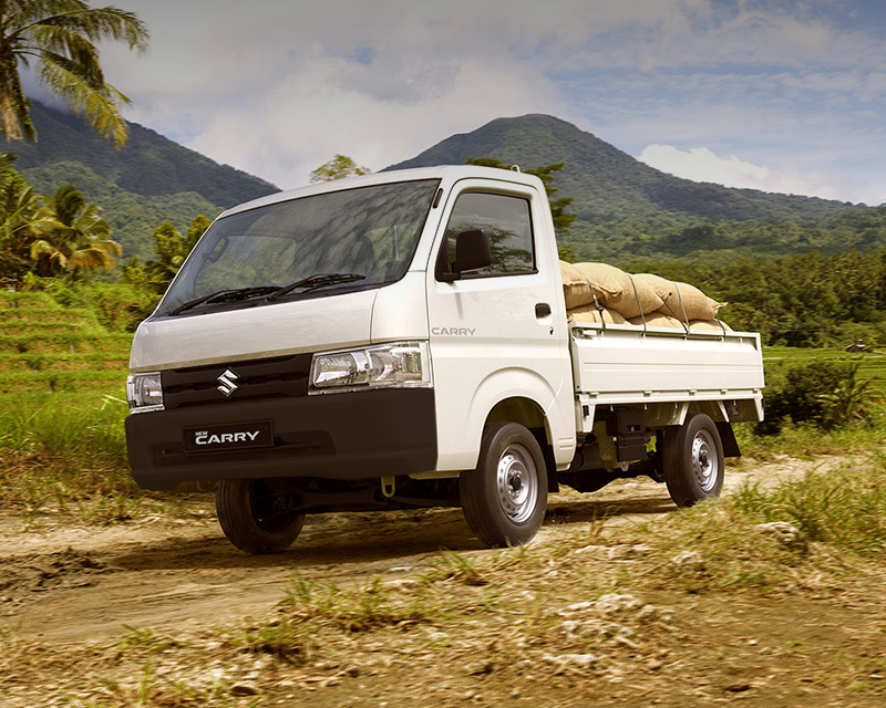 Suzuki New Carry raja pick up