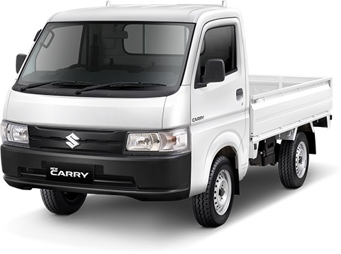 Suzuki New Carry warna putih