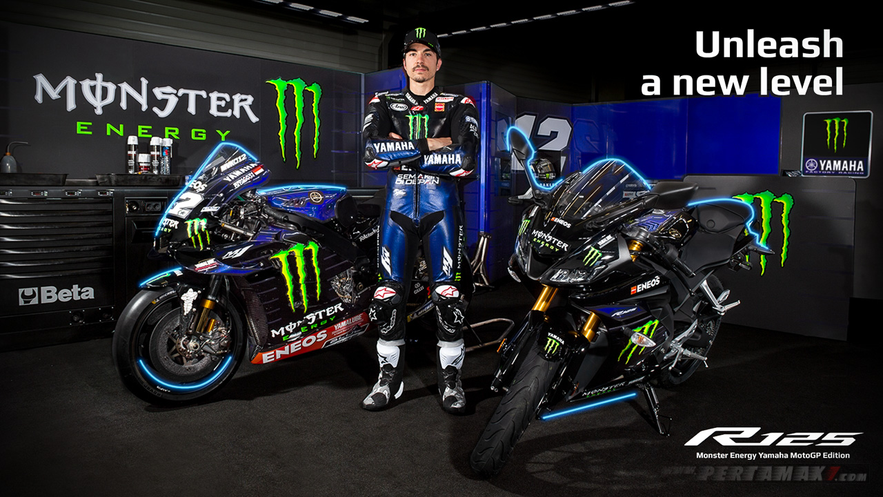 2019 Yamaha R125 Monster Energy MotoGP Vinales_-23