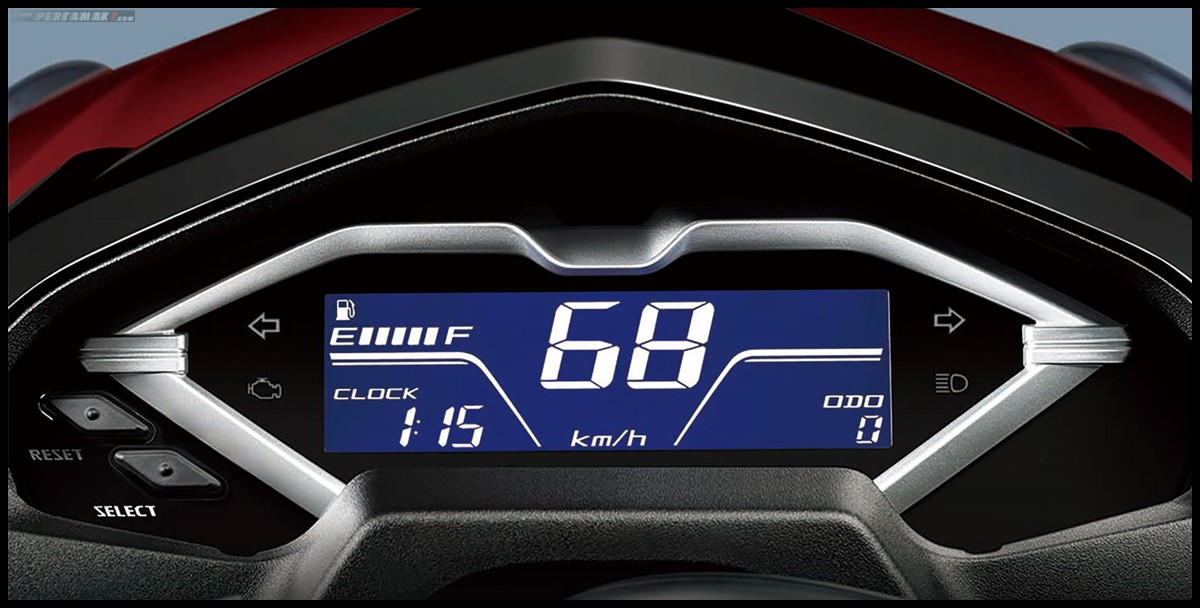Speedometer Yamaha Limi Special Edition
