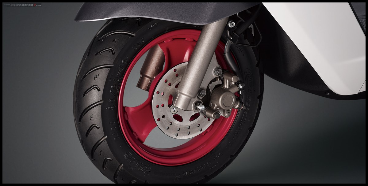 Velg Depan Yamaha Limi Special Edition
