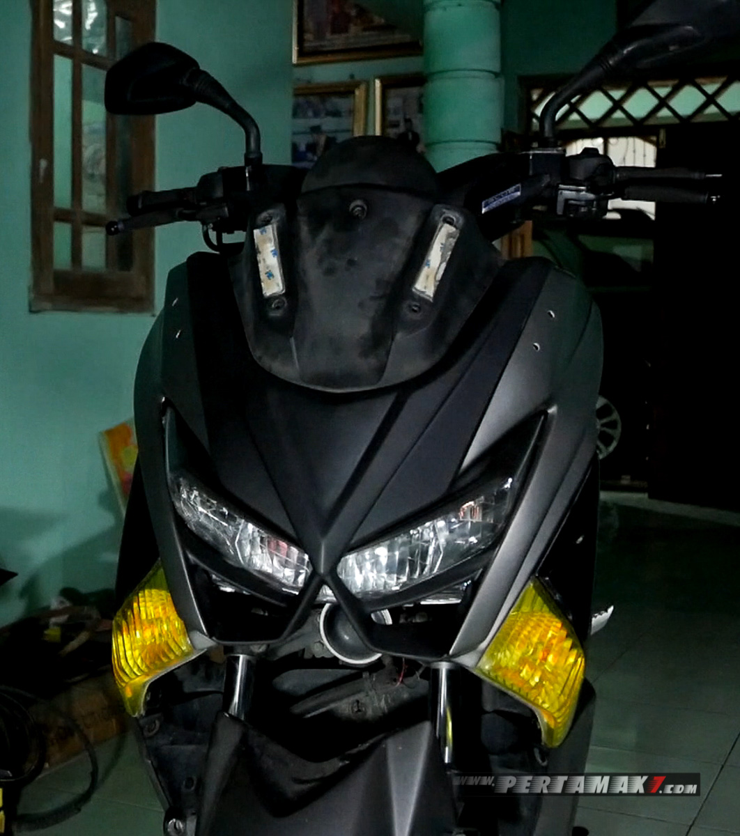 Video Pasang Body Kit Lent Automodified Yamaha Nmax