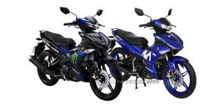 Yamaha MX King Monster Energy VS Movistar MotoGP
