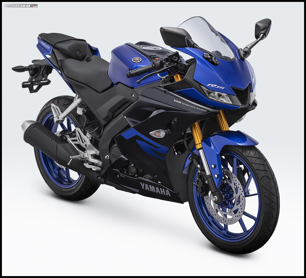 Yamaha New R15 V3.0 2019 Warna Biru