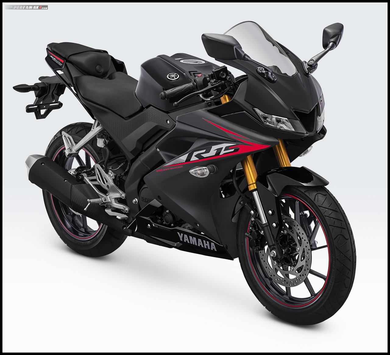 Yamaha New R15 V3.0 2019 Warna Hitam