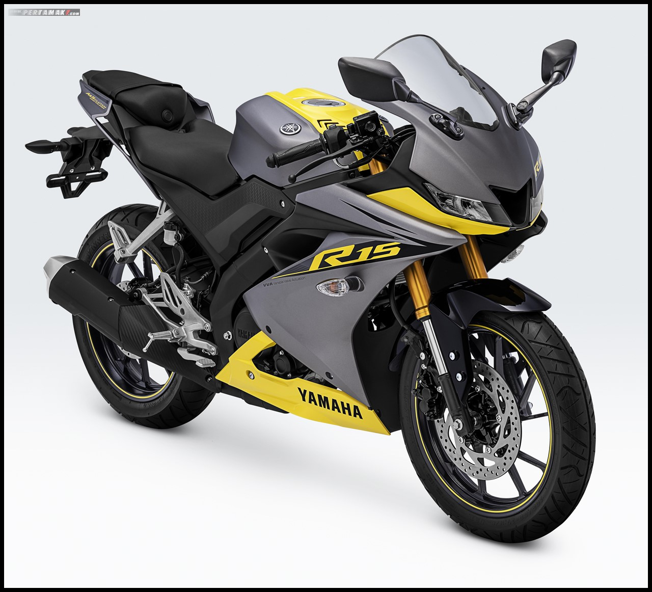 Yamaha New R15 V3.0 2019 Warna Kuning