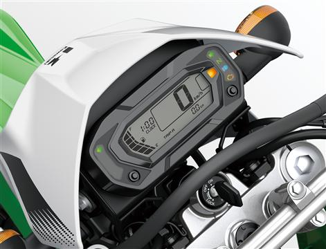 digital speedometer Kawasaki KLX230