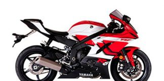 Yamaha R6 Special 20Th Anniversary