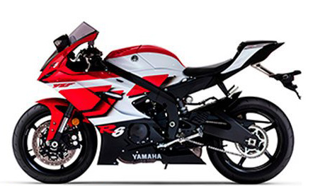 Yamaha R6 Special Anniversary 20Th