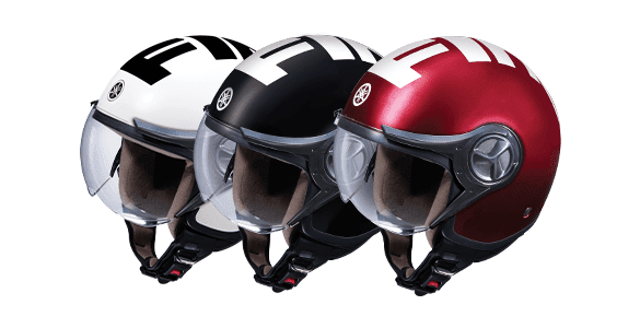 HELM RETRO STYLISH Yamaha Fino 125