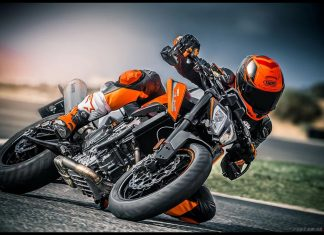 KTM DUKE 790 2019 Indonesia
