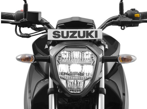 LED HEADLIGHT NEW Suzuki Gixxer Facelift 2019