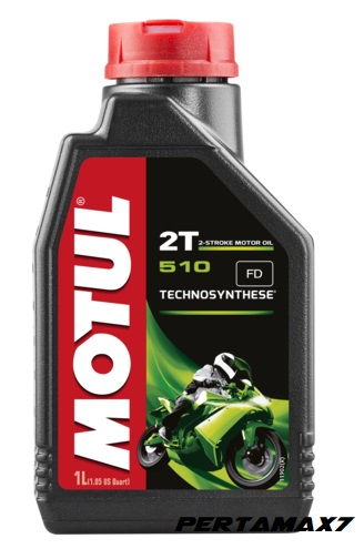 Motul 510 2T Technosynthese