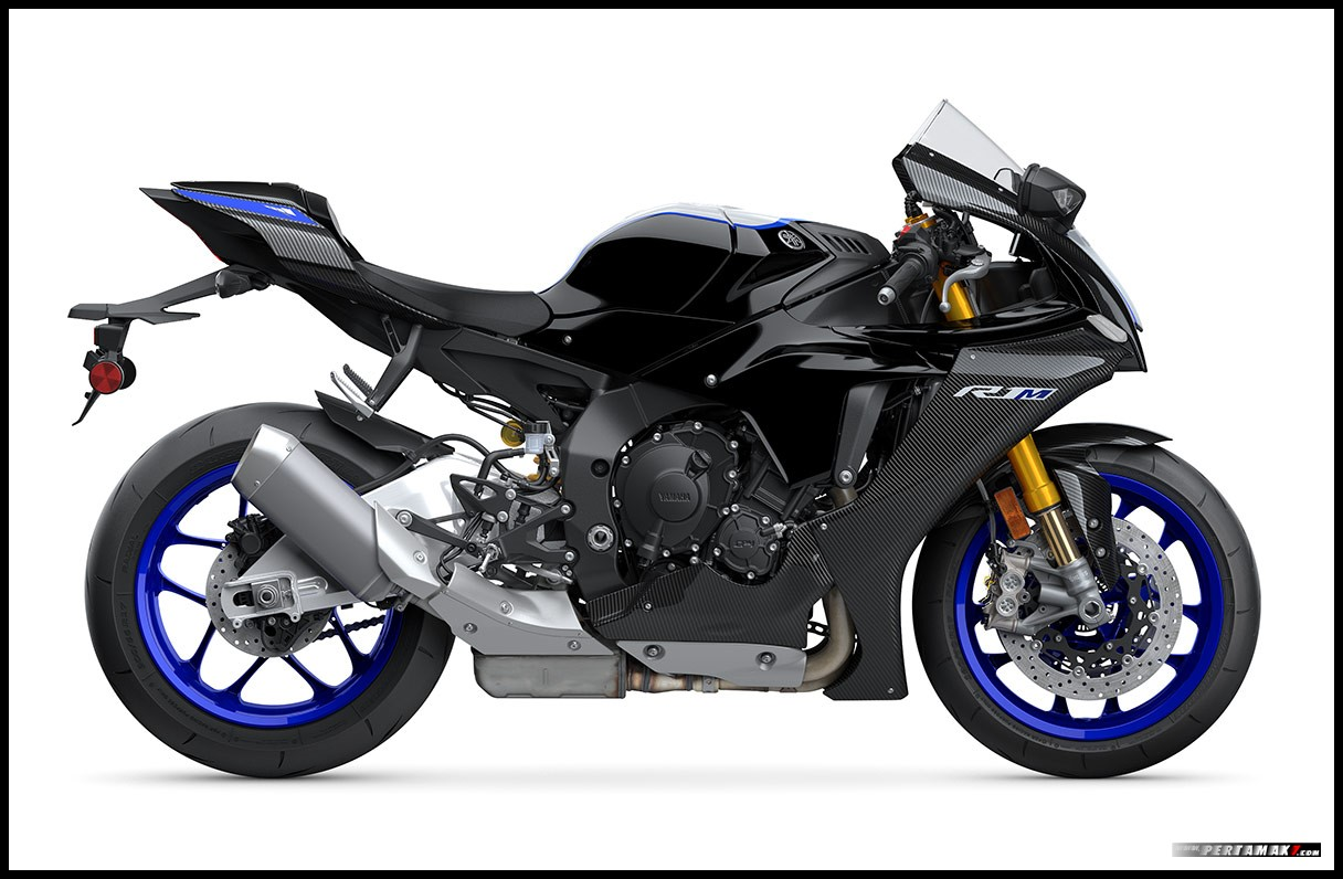 New Yamaha R1M 2020 2 P7
