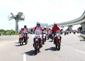 Touring 1000 CRF Series National Honda Roadventure