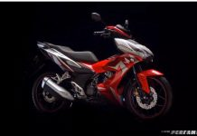 world premier New Honda Winner X 150 Vietnam