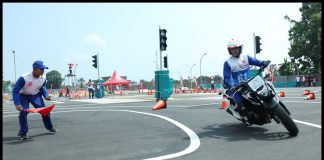 AHM Kuatkan Skill Instruktur Safety Riding Honda 3 P7
