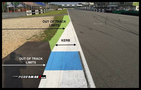 Track Limit MotoGP Circuit
