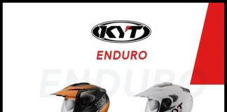 Warna Helm KYT Enduro