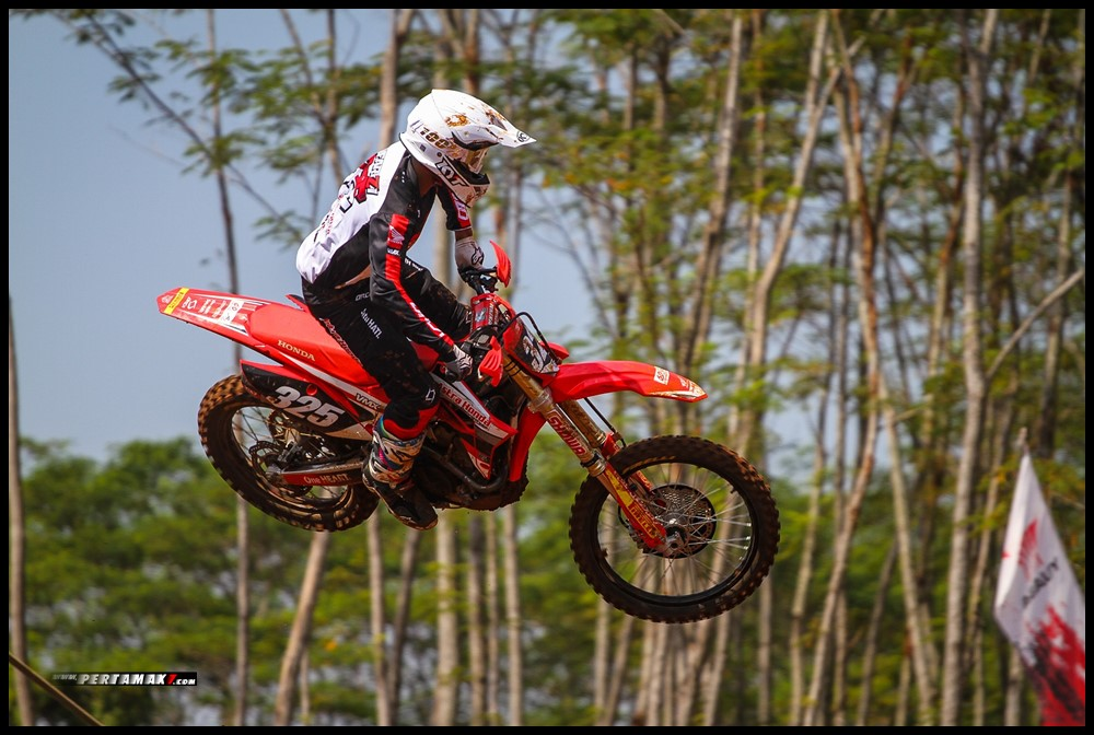 Debut Astra Honda Racing Team di Kejurnas Motocross 2019 1 P7