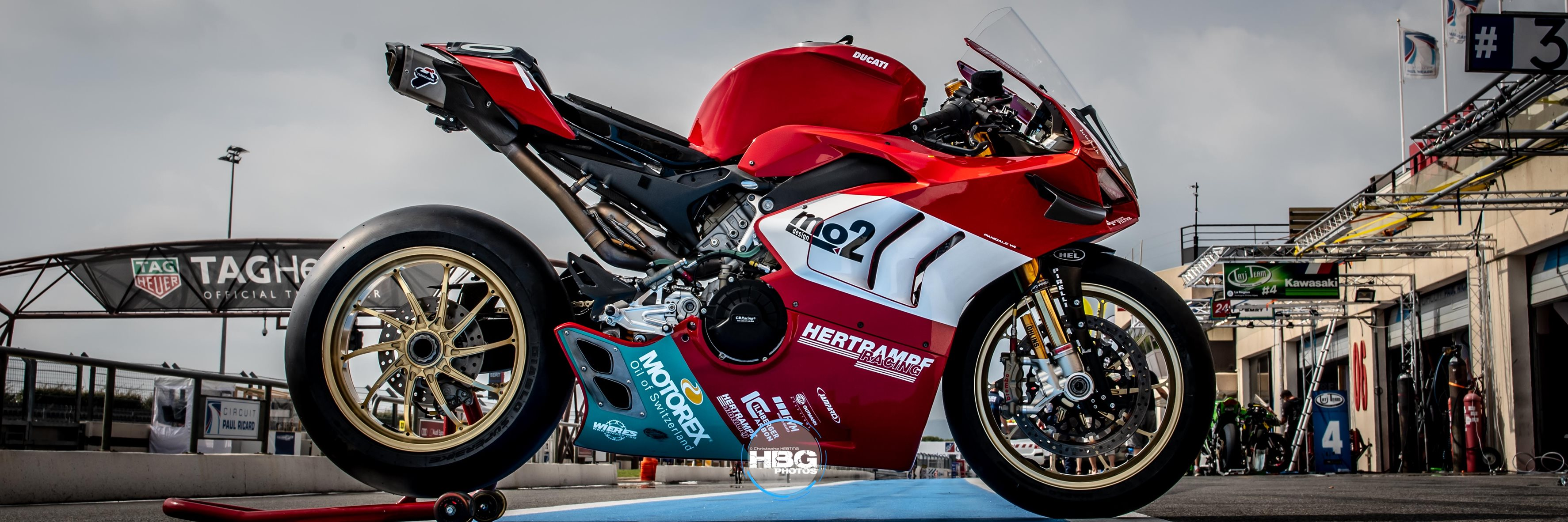 Ducati Panigale V4R Endurance Race First Year