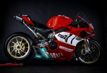 Ducati Panigale V4R Endurance Race Version Hertrampf Racing