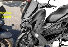 Sorot Headlamp Yamaha NMAX Facelift 2020