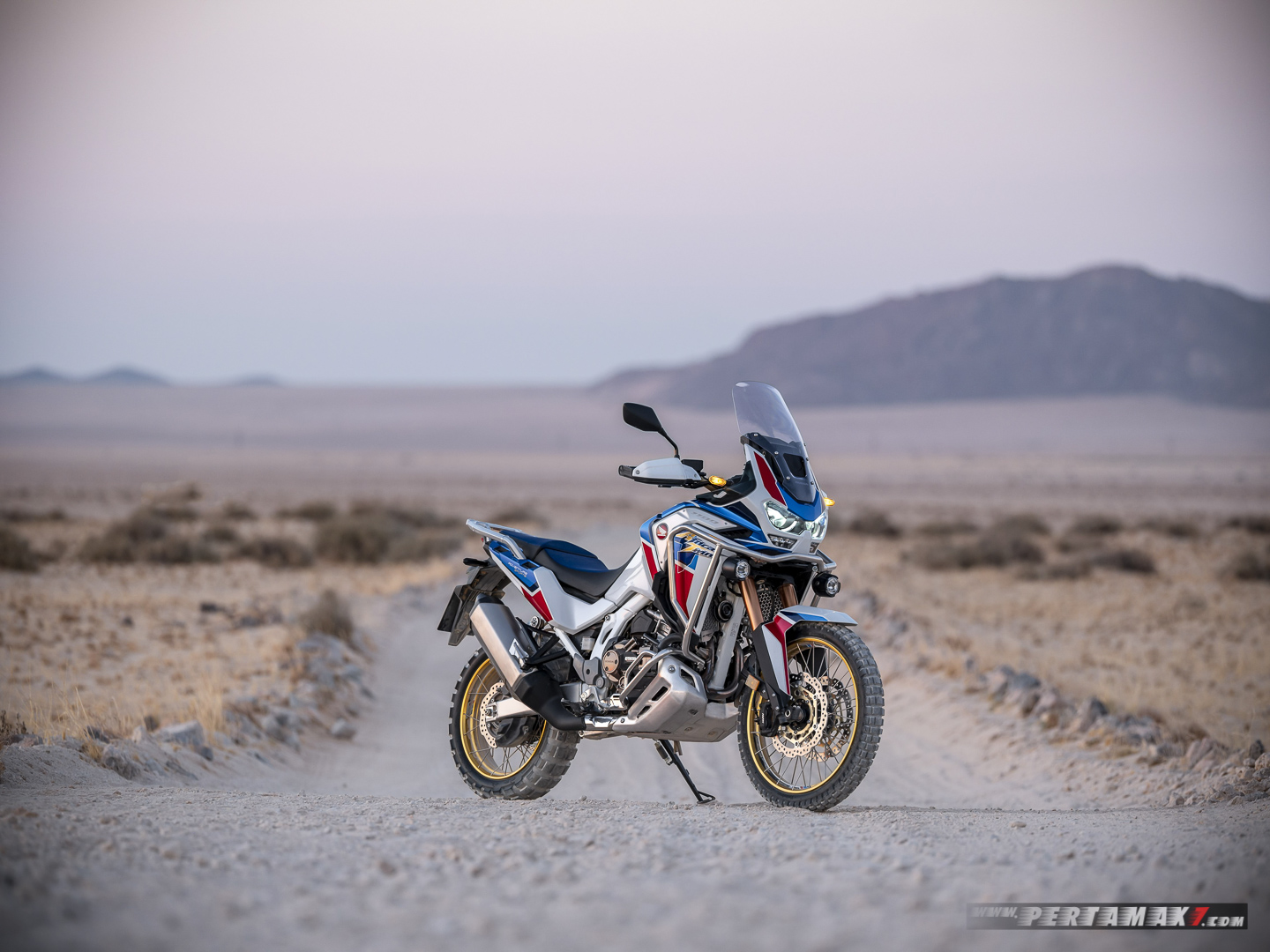 Spesifikasi Honda Africa Twin Adventure Sports CRF1100L MY2020