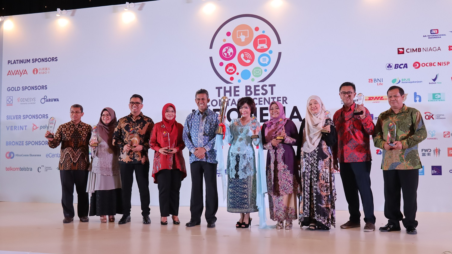 The Best Contact Center Indonesia AHM