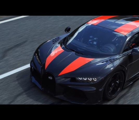 Video Topspeed Bugatti Chiron World Record 04 P7