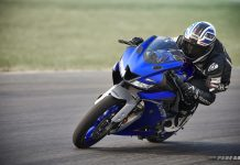 Wallpaper Yamaha R125 Model 2020_-20