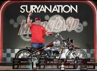 best of the best Suryanation Motorland Battle Makassar