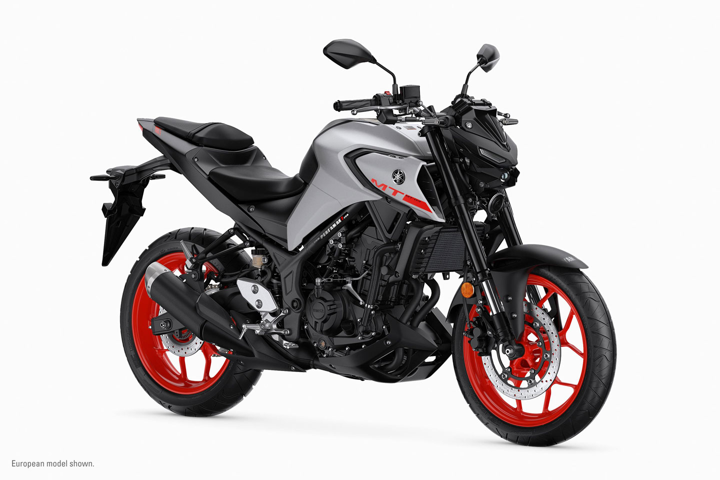 2020 Yamaha MT03 ABS Ice Fluo