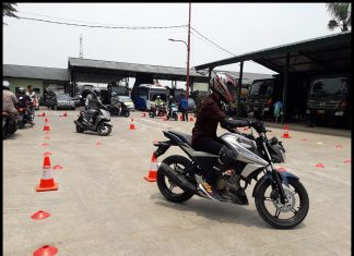 Edukasi Safety Riding Yamaha 2 P7